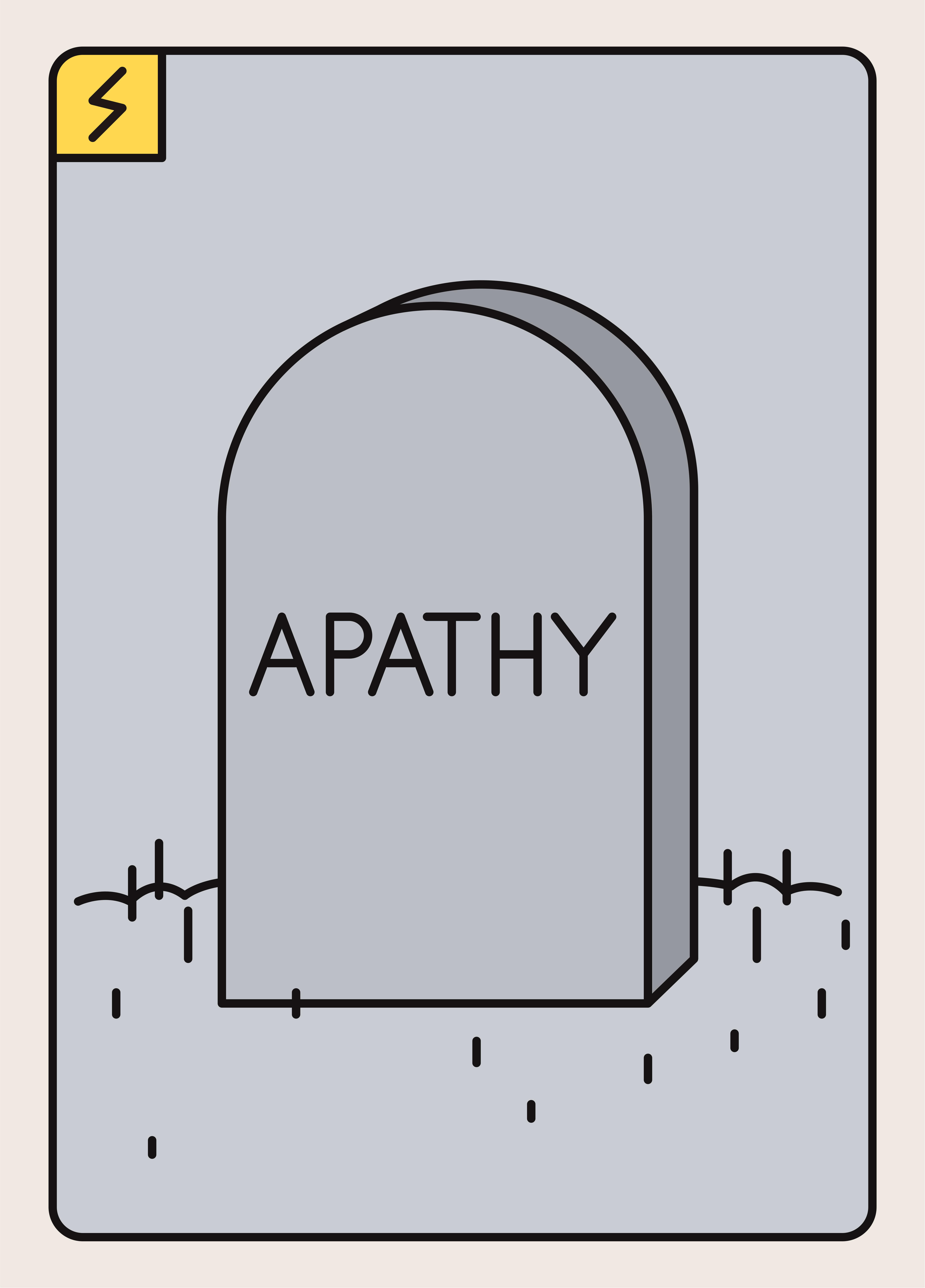 Apathy main image