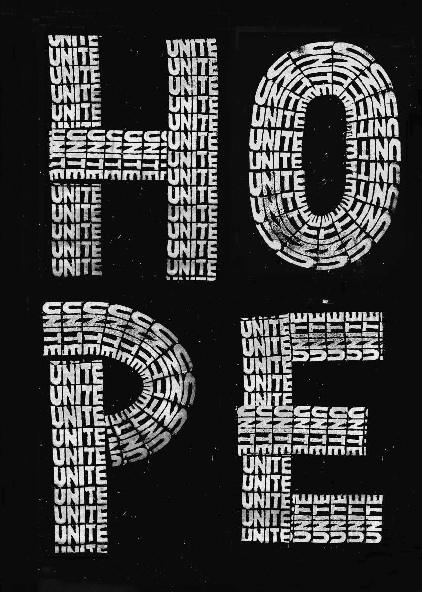 Hope Unite (black) main image