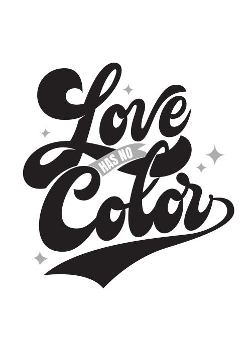 Love Has No Color (series, 2/2)