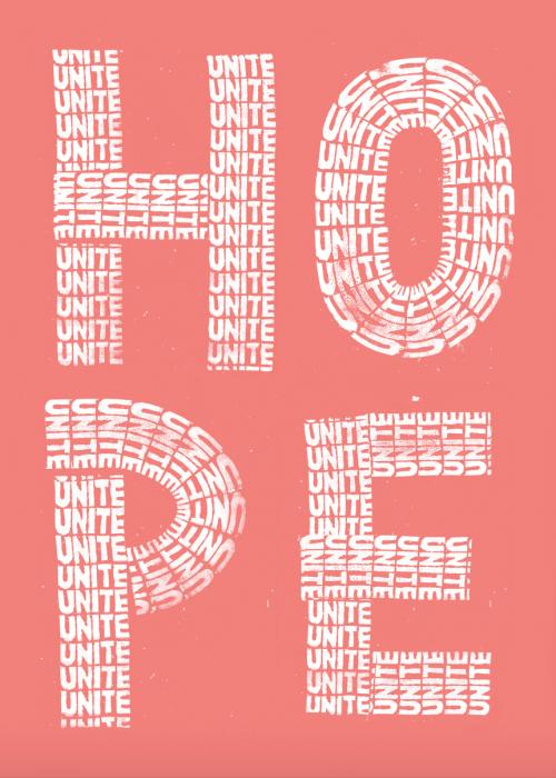 Hope Unite (pink)