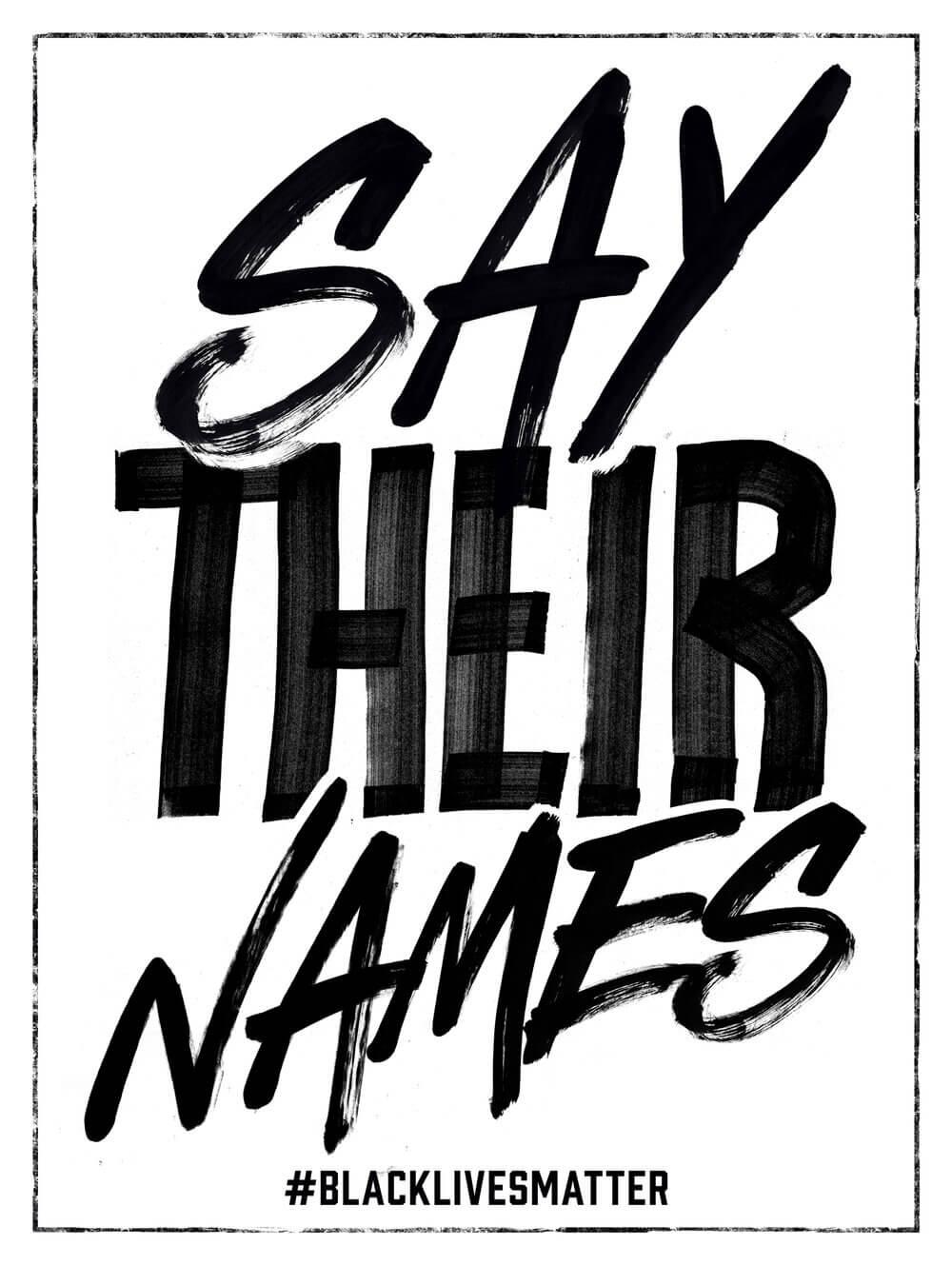 Say Their Names (series, 2/2) main image