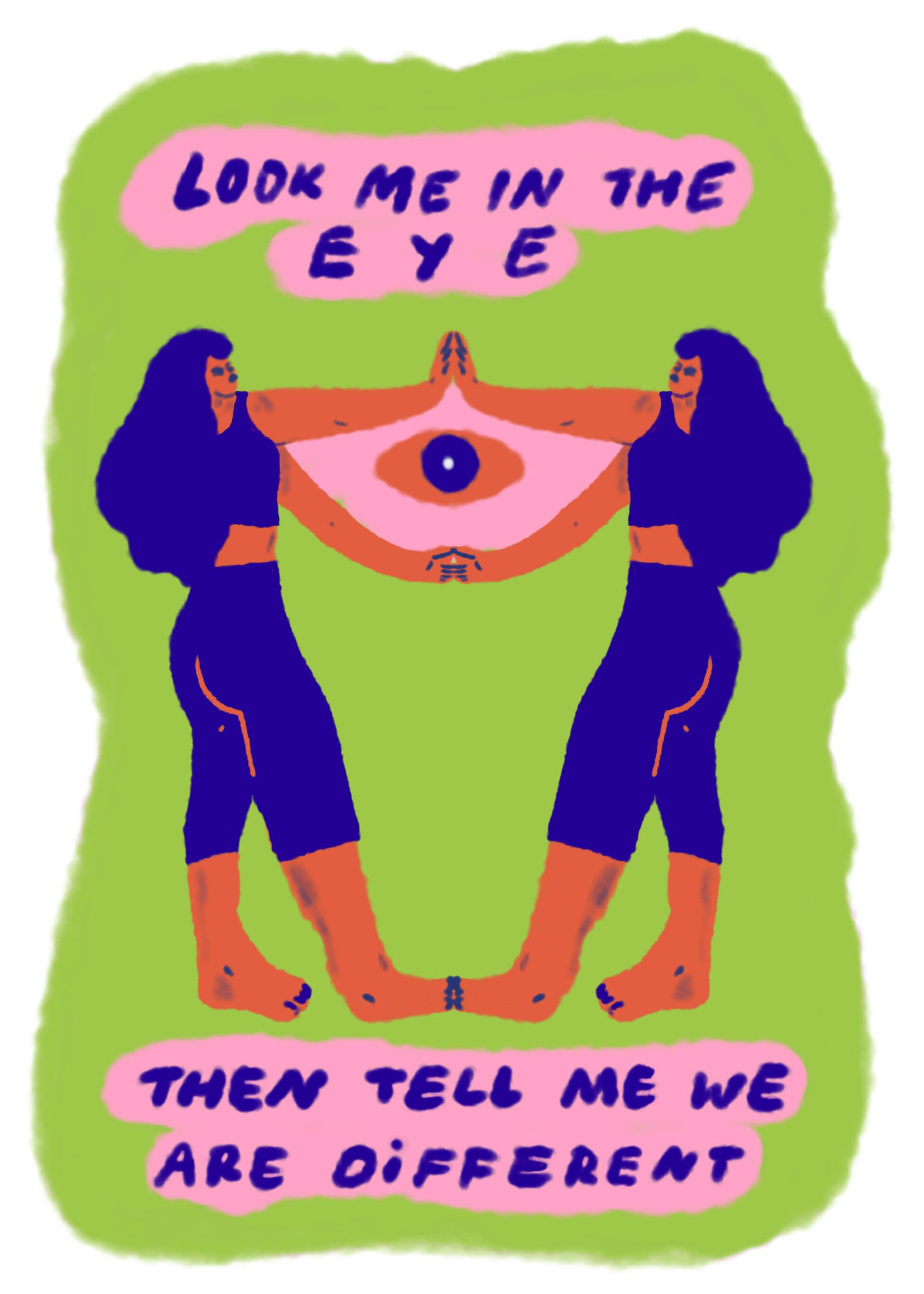 Look Me In The Eye main image