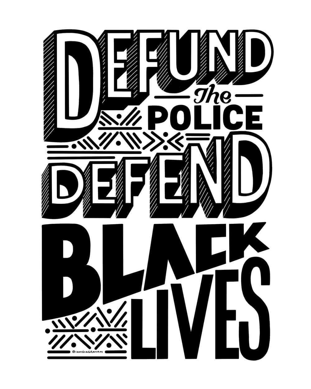 Defend Black Lives main image