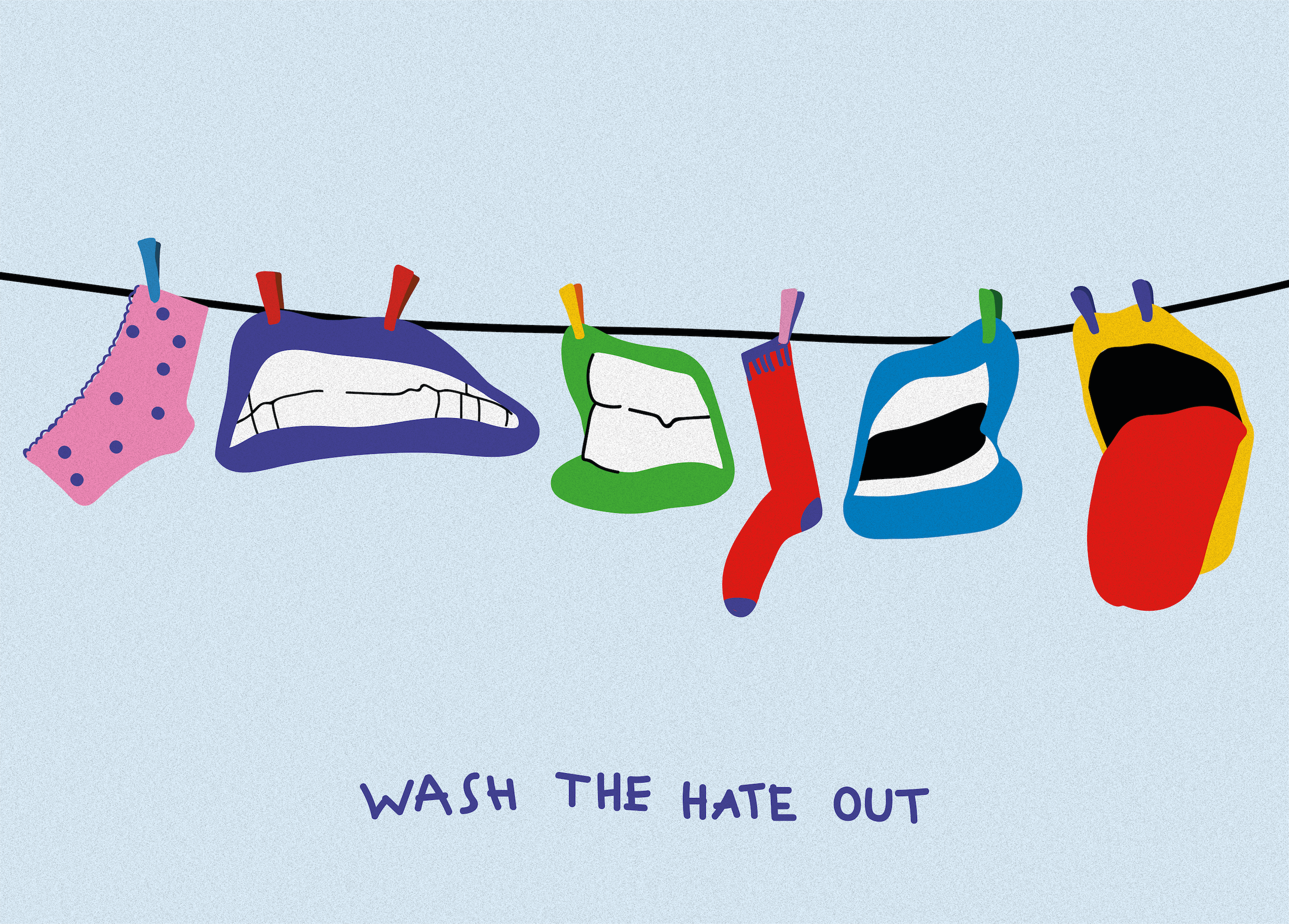 Wash The Hate Out main image