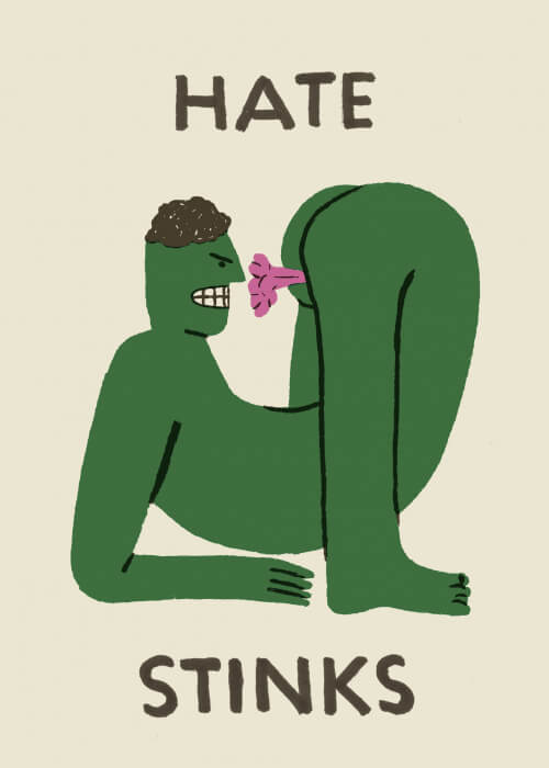 Hate Stinks (series 2/2)