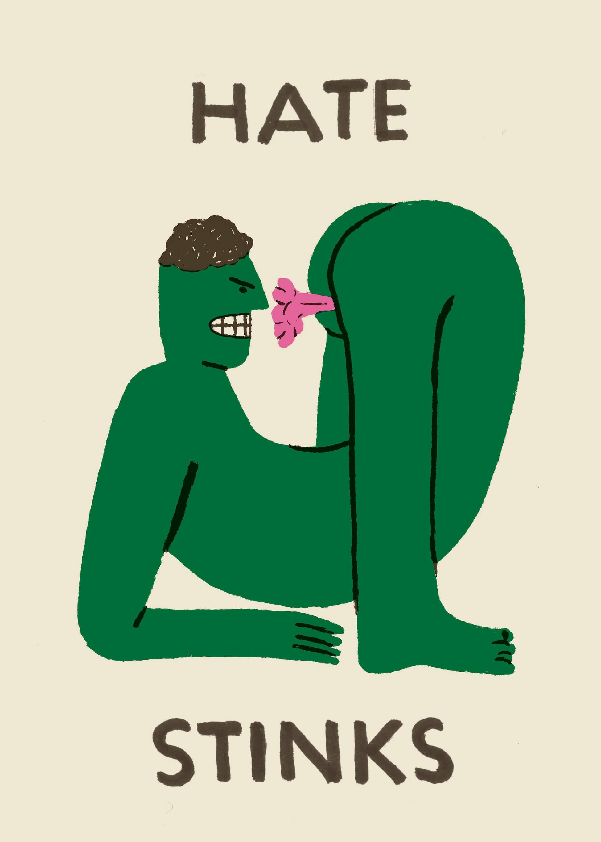 Hate Stinks (series 2/2) main image