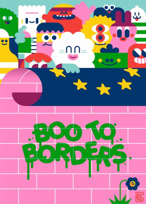 Boo To Borders
