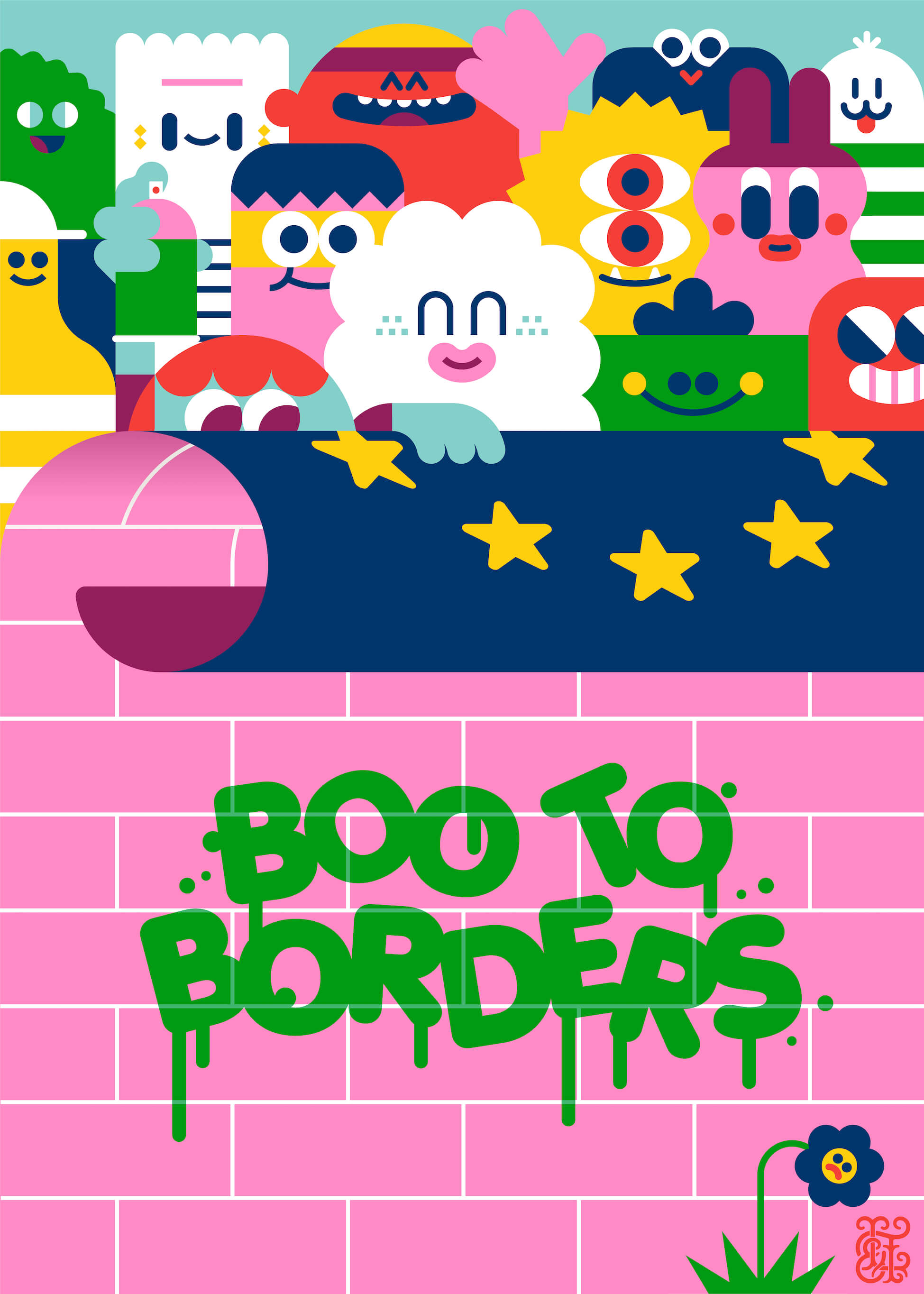 Boo To Borders main image
