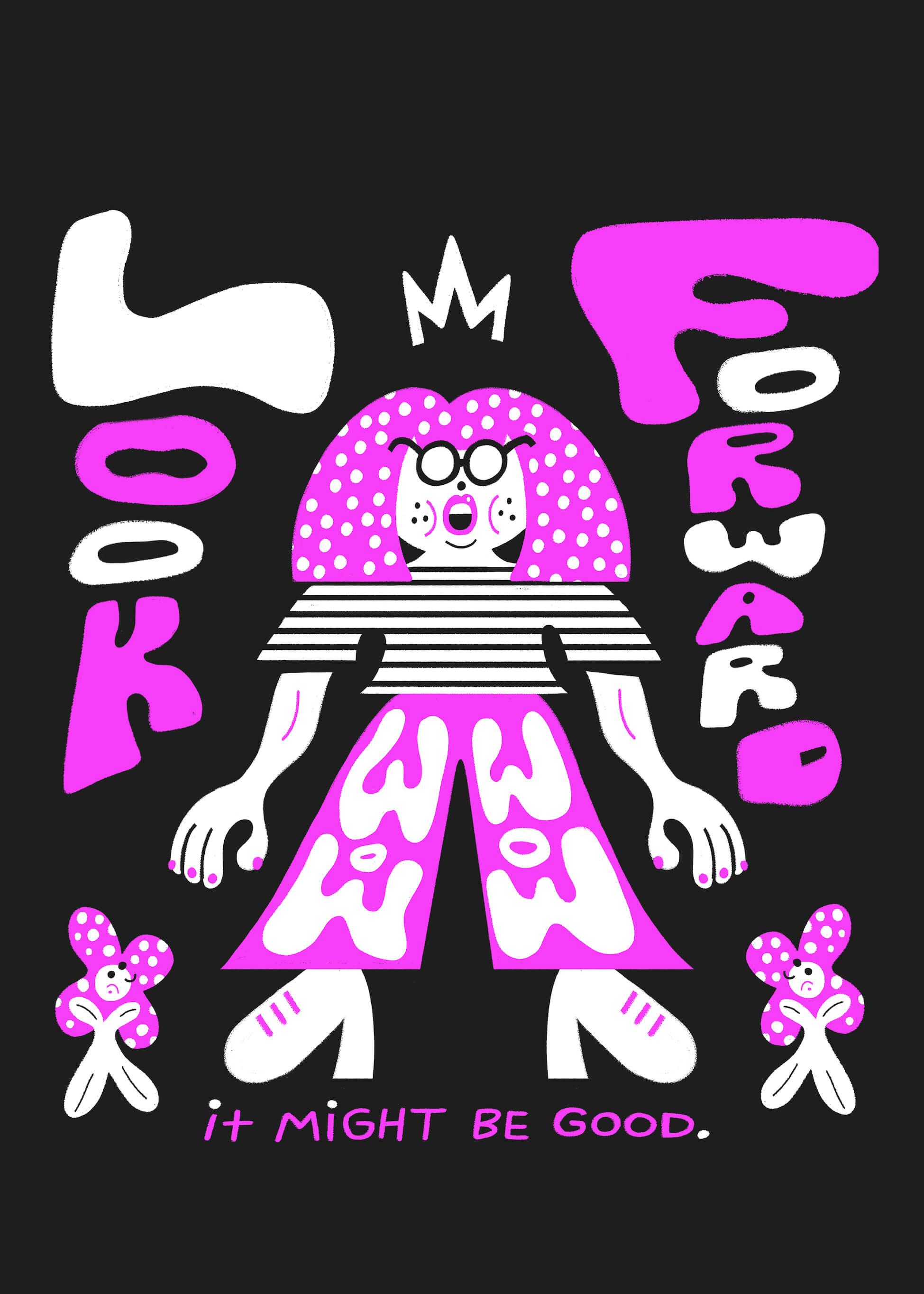Look Forward main image
