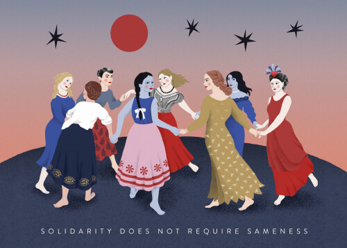Solidarity Does Not Require Sameness
