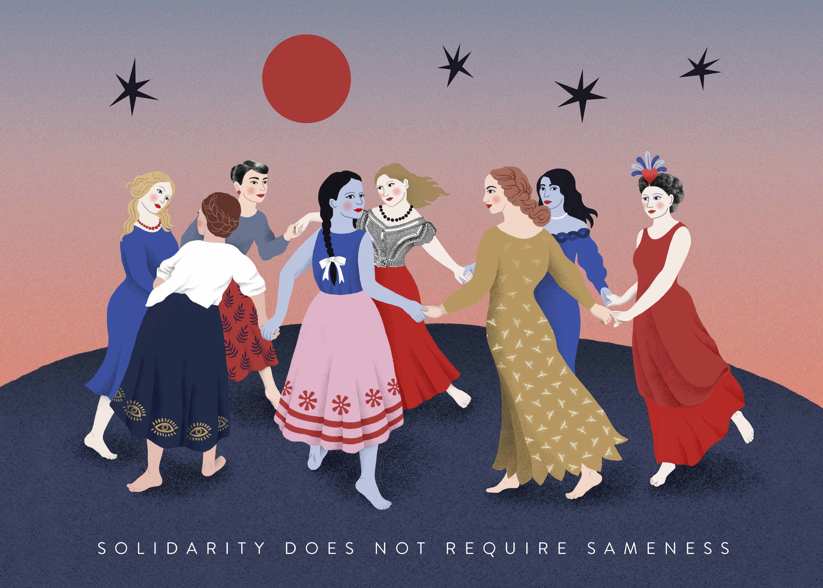 Solidarity Does Not Require Sameness main image