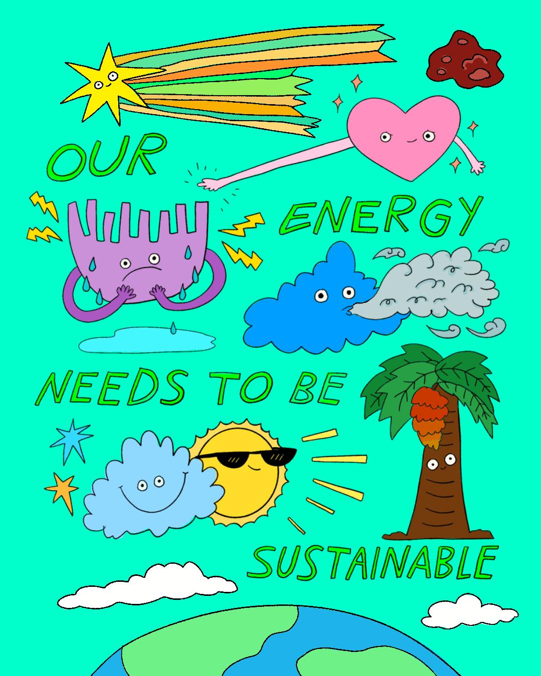 Sustainable Energy main image