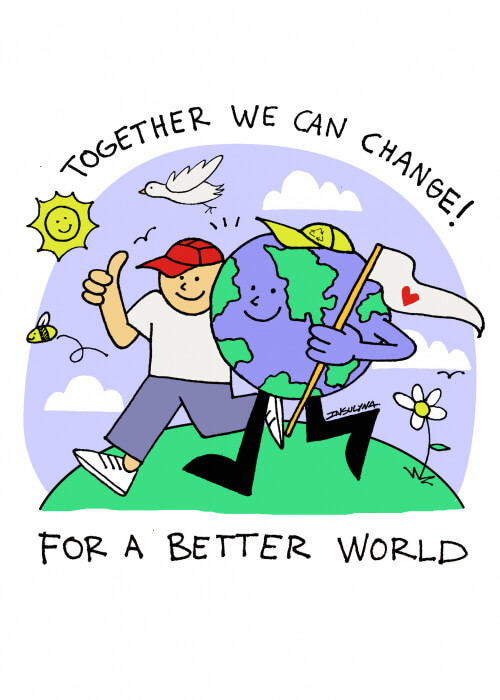 Together We Can Change