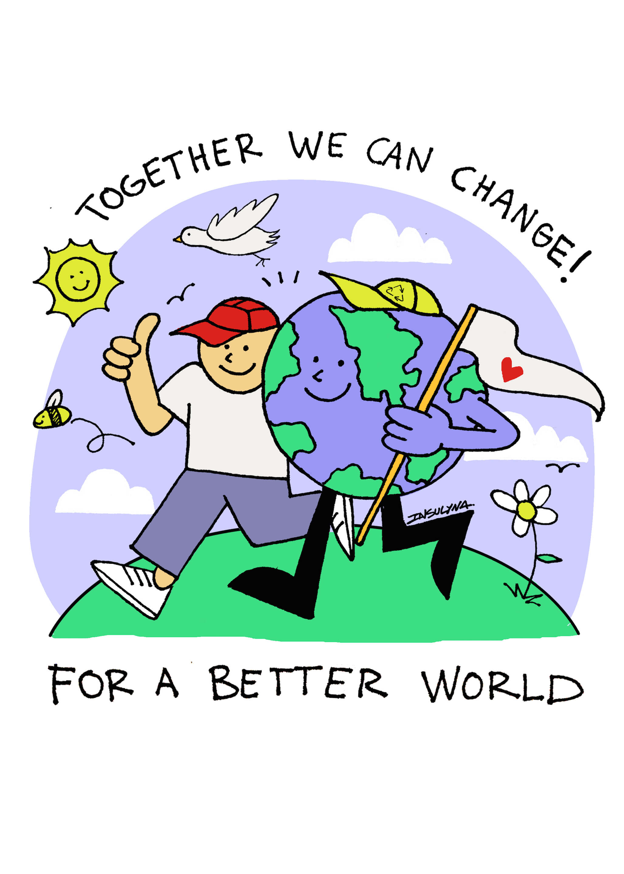 Together We Can Change main image